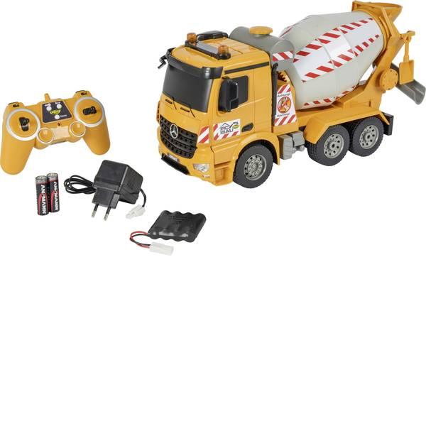 Trattori e mezzi da cantiere RC - Autobetoniera Modellino per principianti Carson RC Sport 1:20 Veicolo incl. Batteria, caricatore e batterie telecomando -