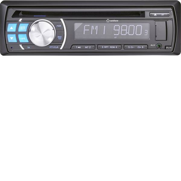 Autoradio e Monitor multimediali - Renkforce RUCD-1804 Autoradio -