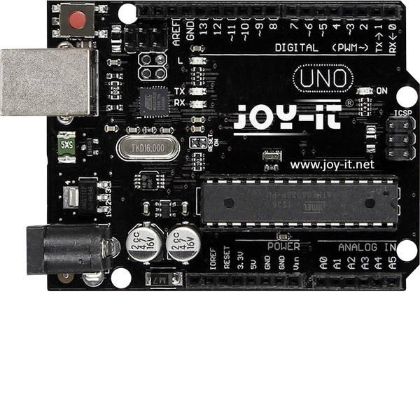 Kit e schede microcontroller MCU - Joy-it scheda compatibile con Arduino Uno R3 DIP Joy-IT ATMega328 -