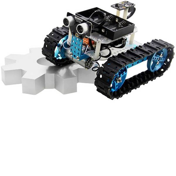 Robot in kit di montaggio - Makeblock Robot in kit da montare Starter Robot Kit (Bluetooth® Version) -