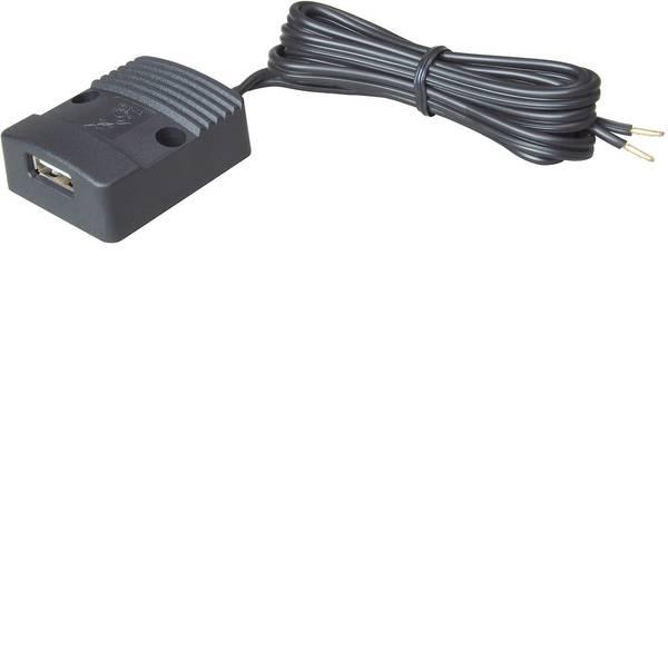Accessori per presa accendisigari - ProCar Presa Power USB 12-24 V/DC 3A Portata massima corrente=3 A Adatto per USB A -