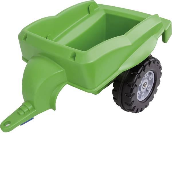 Auto a spinta - Rimorchio a spinta per bambini Big Trailer grün Verde -