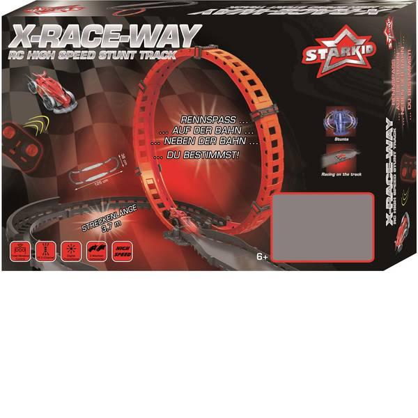 Auto telecomandate - Starkid 68122 X-Race Way Automodello con pista Elettrica Monstertruck Trazione posteriore -