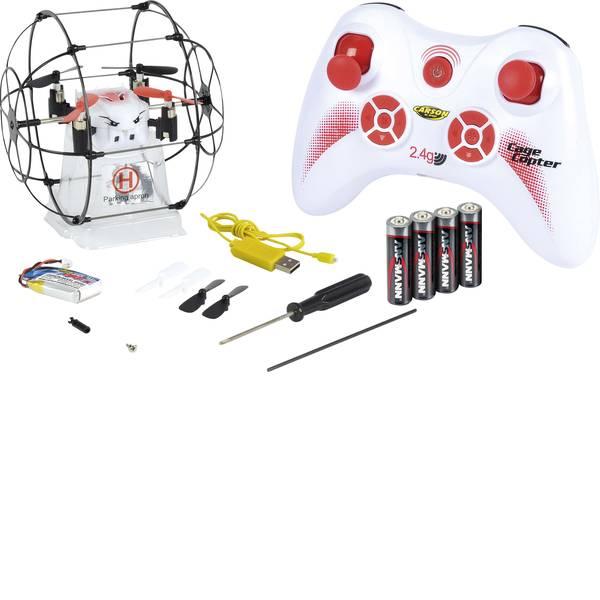 Quadricotteri e droni per principianti - Carson RC Sport X4 Cage Copter Quadricottero RtF Principianti -
