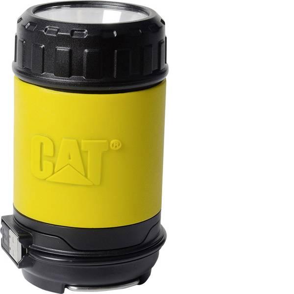 Lampade per campeggio, outdoor e per immersioni - LED Lanterna da campeggio CAT 225 lm a batteria ricaricabile Giallo, Nero CT6515 -