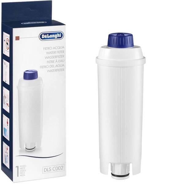 Caraffe dell`acqua e cartucce filtranti - Cartuccia filtro DeLonghi DLSC002 5513292811 Bianco -