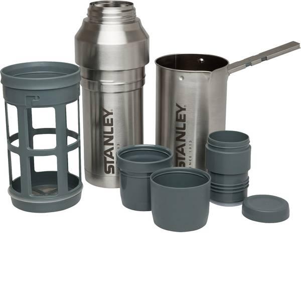 Stoviglie da campeggio - Pentola da campeggio Stanley Coffee-System 1 pz. 10-01699-001 Acciaio inox -