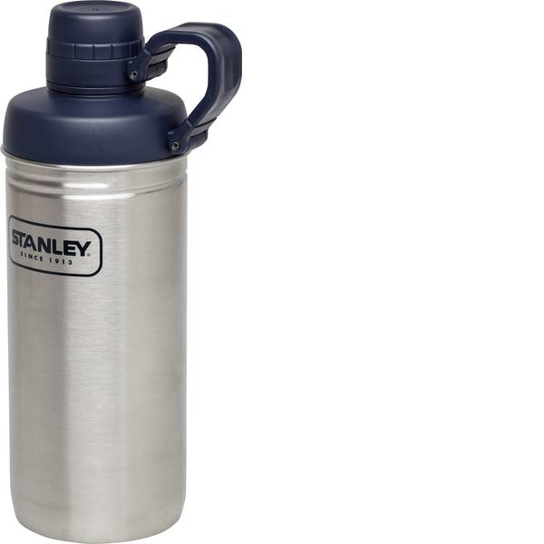 Borracce outdoor - Borraccia Stanley 621 ml Acciaio inox 10-02112-001 Adventure Water Bottle -