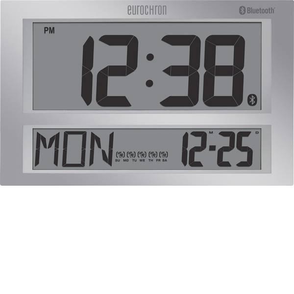 Orologi da parete - Eurochron Radiocontrollato Orologio da parete 424 mm x 273 mm x 44 mm Grigio -