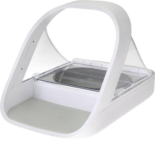 Prodotti per animali domestici - Ciotola automatica per cibo SureFeed Mikrochip chucker Bianco 1 pz. -