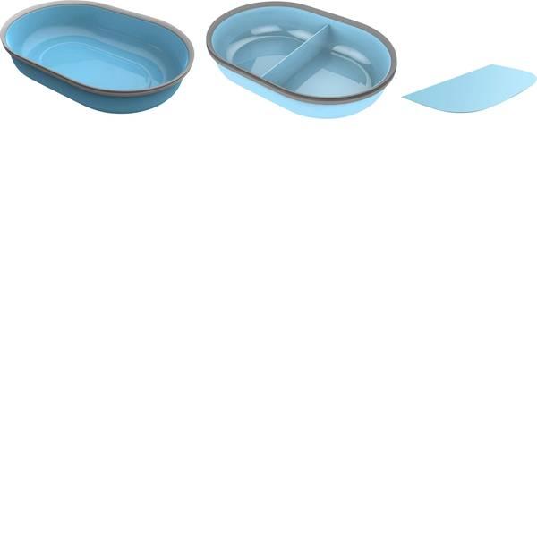 Prodotti per animali domestici - Kit ciotole per cibo o acqua SureFeed Pet bowl Set Blu 1 pz. -