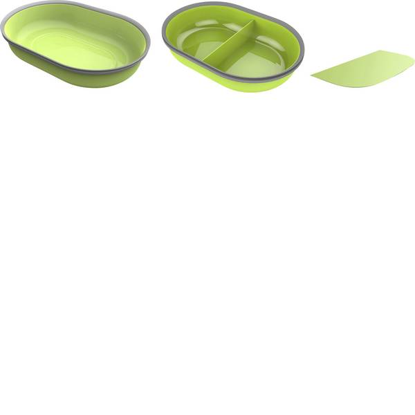 Prodotti per animali domestici - Kit ciotole per cibo o acqua SureFeed Pet bowl Set Verde 1 pz. -
