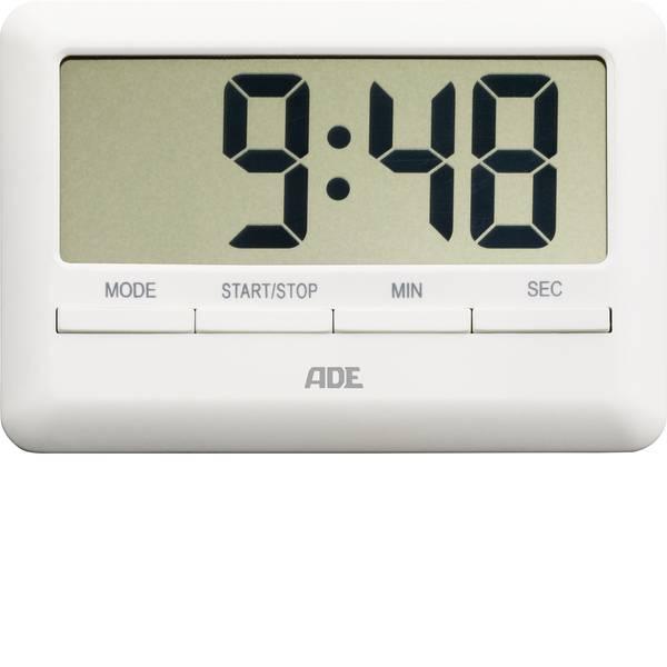 Timer - ADE TD 1600 Timer Bianco digitale -