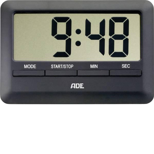 Timer - Timer ADE TD 1601 Nero timer digitale da cucina -
