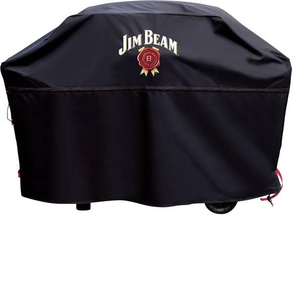 Accessori grill - Telo di copertura per barbecue Jim Beam V2.0 Nero Dim. S/M per barbecue piccoli e medi -