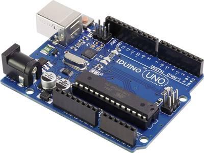Scheda compatibile C-Control Pixy Cam ATMega328 Adatto per (scheda): Arduino, Raspberry Pi, Banana Pi, pcDuino