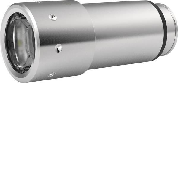 Torce tascabili - Ledlenser Automative Stainless LED Mini torcia elettrica a batteria ricaricabile 80 lm 52 g -