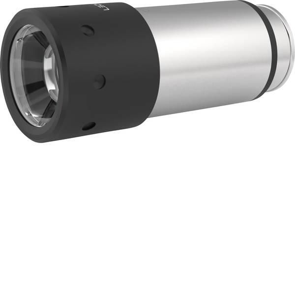Torce tascabili - Ledlenser Automative Stainless LED Mini torcia elettrica a batteria ricaricabile 80 lm 43 g -
