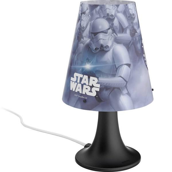 Lampade da tavolo per bambini - Lampada da tavolo LED Star Wars LED Classe energetica: LED (A++ - E) LED a montaggio fisso 2.3 W Philips Lighting  -