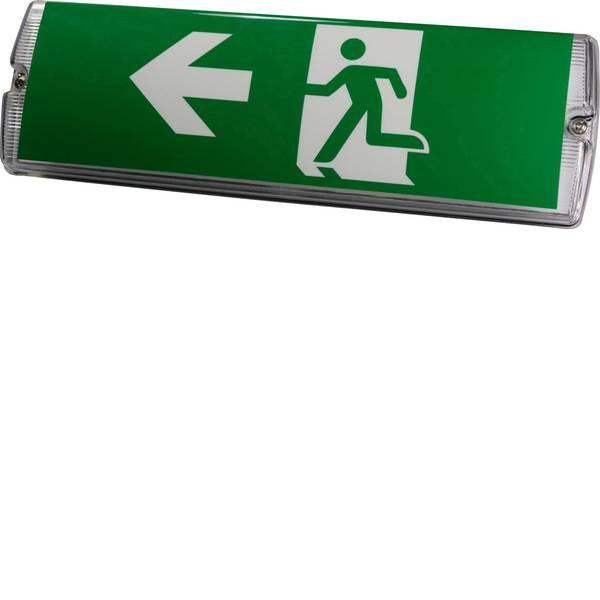Segnaletica per uscite d`emergenza - Sensorit 0305 Indicazione via di fuga illuminata Montaggio a parete -