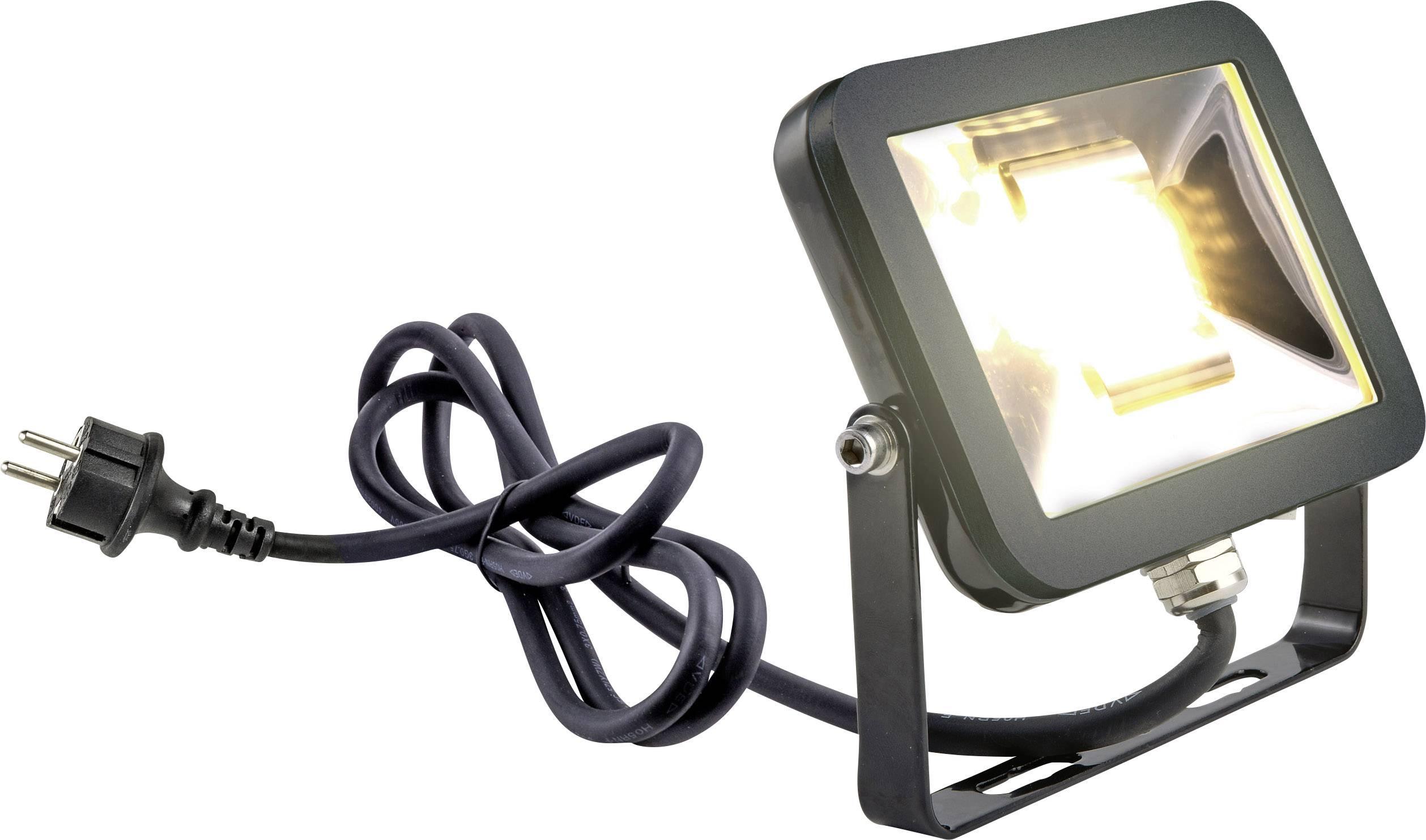 Faretto a LED per esterni 10 W Bian