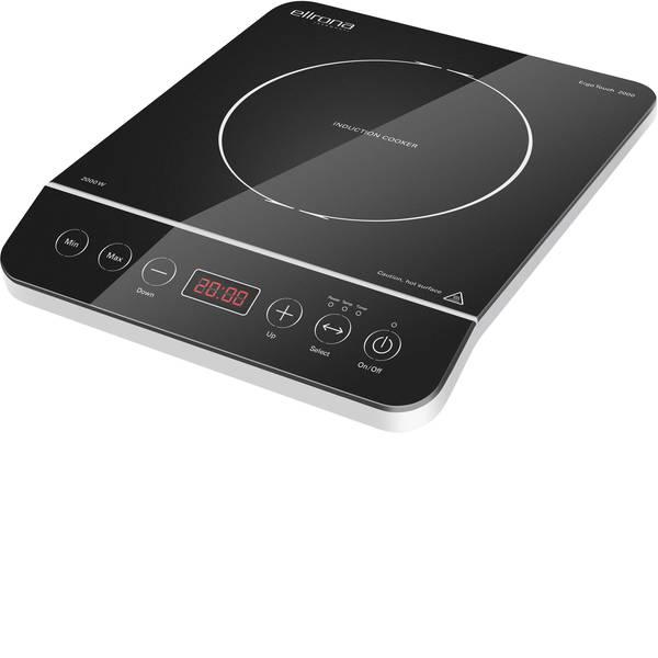 Piastre di cottura - ellrona Germany Ergo Touch 2000 62008 Piastra a induzione -