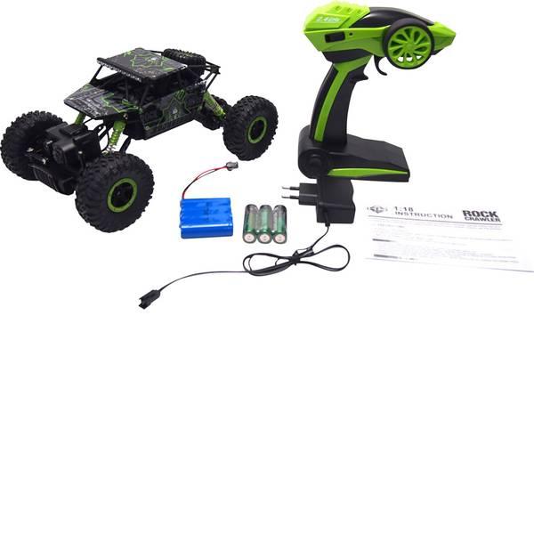Auto telecomandate - Amewi 22194 Conqueror 1:18 Automodello per principianti Elettrica Crawler 4WD -