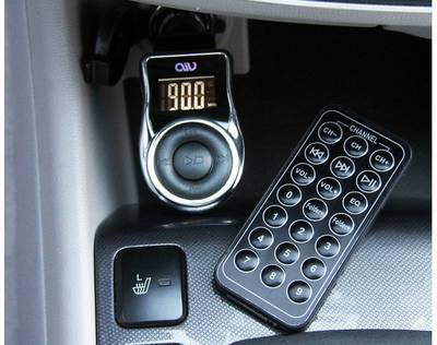 Trasmettitore FM AIV T663