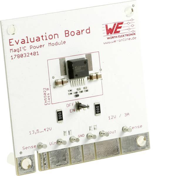 Kit e schede microcontroller MCU - Scheda di valutazione Würth Elektronik WPMDH130 2401 -