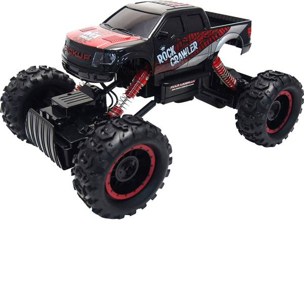 Auto telecomandate - Amewi 22198 Rock-Crawler 1:14 Automodello per principianti Elettrica Crawler 4WD -