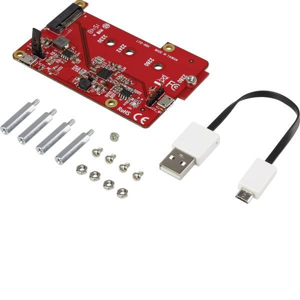 Shield Arduino e HAT Pi - Scheda di espansione M.2 SATA SSD per Raspberry Pi -