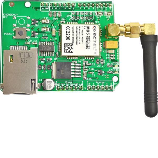 Shield e moduli aggiuntivi HAT per Arduino - SOS Electronic ARDUINO_M95FA-GSM/GPRS -