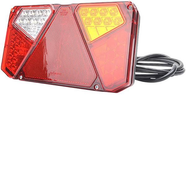 Illuminazione per rimorchi - SecoRüt LED Fanale posteriore per rimorchio Luce di direzione, Luce di stop, Fanale posteriore, Riflettore, Retronebbia,  -