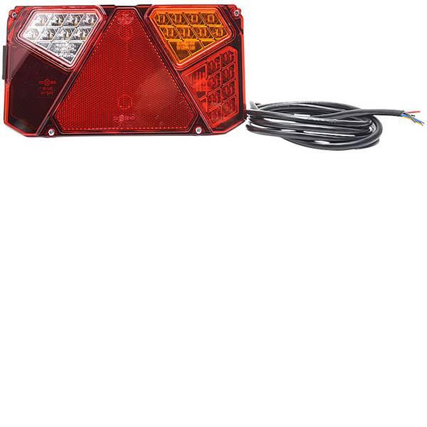 Illuminazione per rimorchi - SecoRüt LED Fanale posteriore per rimorchio Luce di direzione, Luce di stop, Fanale posteriore, Riflettore, Faro di  -