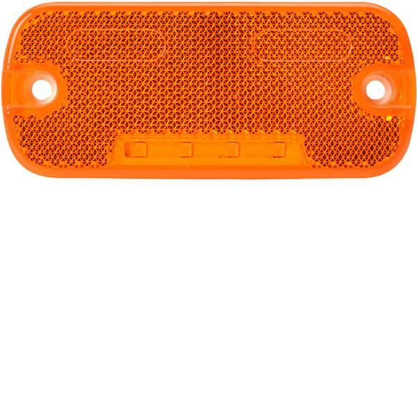 Illuminazione per rimorchi - SecoRüt LED Luce di ingombro Luce di segnalazione laterale 12 V, 24 V Arancione -