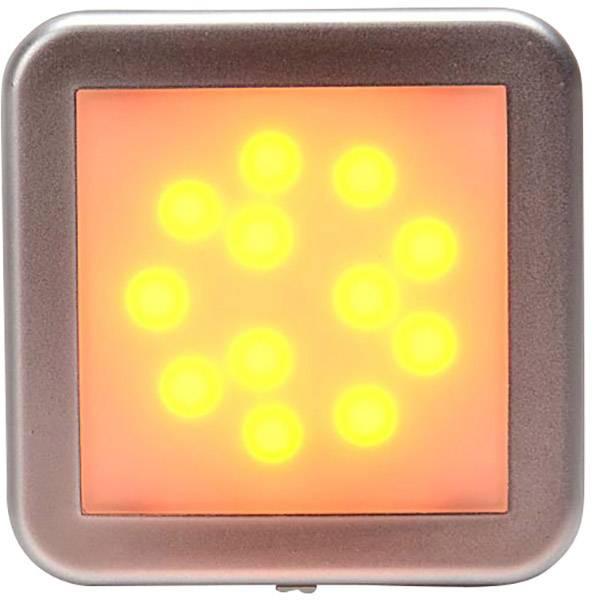 Illuminazione per rimorchi - SecoRüt LED Luce di ingombro Luce di segnalazione laterale 12 V, 24 V Arancione, Argento -