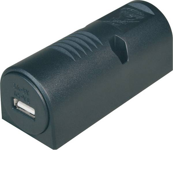 Accessori per presa accendisigari - ProCar Montaggio presa power USB 3 A Portata massima corrente=3 A Adatto per USB-A -