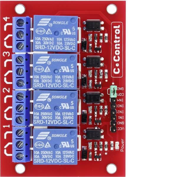 Moduli e schede Breakout per schede di sviluppo - C-Control a 4 Vie -