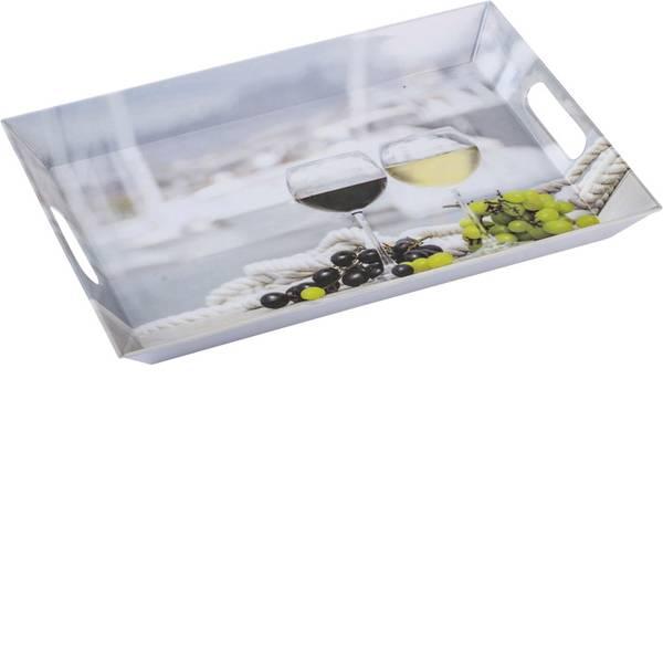 Utensili e accessori da cucina - Emsa vassoio Classic, 40 x 31 cm soggetto Summer Wine -