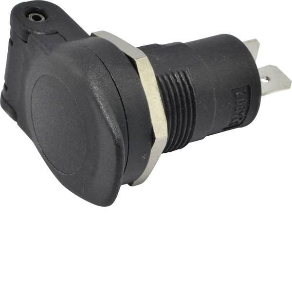 Accessori per presa accendisigari - BAAS Presa da incasso con coperchio ribaltabile a molla Portata massima corrente=16 A Adatto per Presa standard e  -