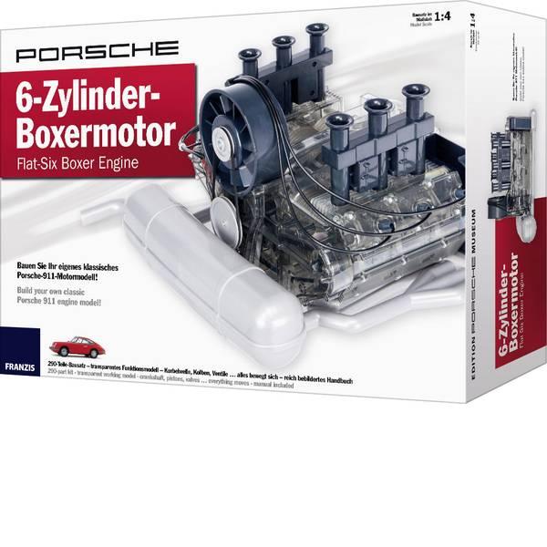Kit esperimenti e pacchetti di apprendimento - Kit da costruire Franzis Verlag Porsche 6-Zylinder-Boxermotor 65911 da 14 anni -