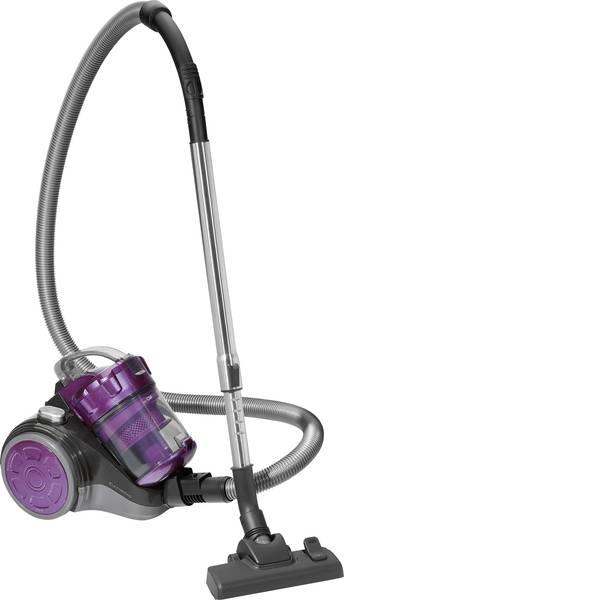 Aspirapolveri - Clatronic BS 1302 Aspirapolvere senza sacco 700 W Violetto, Antracite -