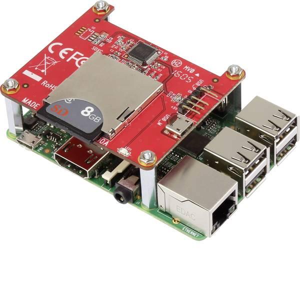 Shield Arduino e HAT Pi - Scheda di espansione SDXC per Raspberry PI -