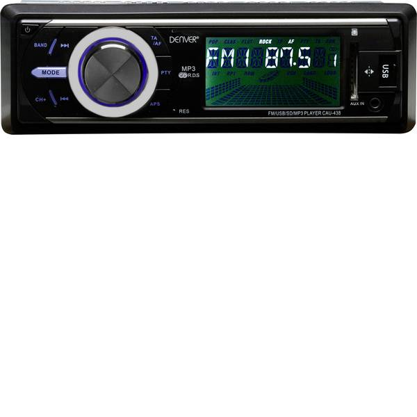 Autoradio e Monitor multimediali - Denver CAU-438 Autoradio -