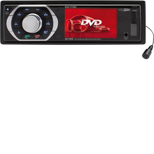 Autoradio e Monitor multimediali - Caliber Audio Technology RDD773BT Autoradio Collegamento per telecamera posteriore, Vivavoce Bluetooth®, Telecomando  -