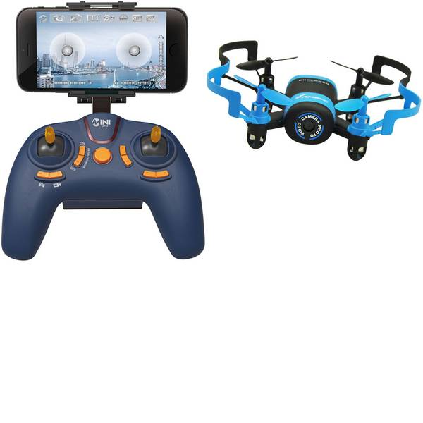Quadricotteri e droni - Amewi Mini FPV Drone Explorer Quadricottero RtF Per foto e riprese aeree -