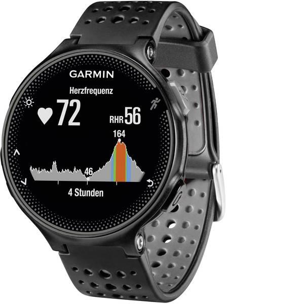 Dispositivi indossabili - Garmin Forerunner 235 WHR Smartwatch Uni Nero, Grigio -