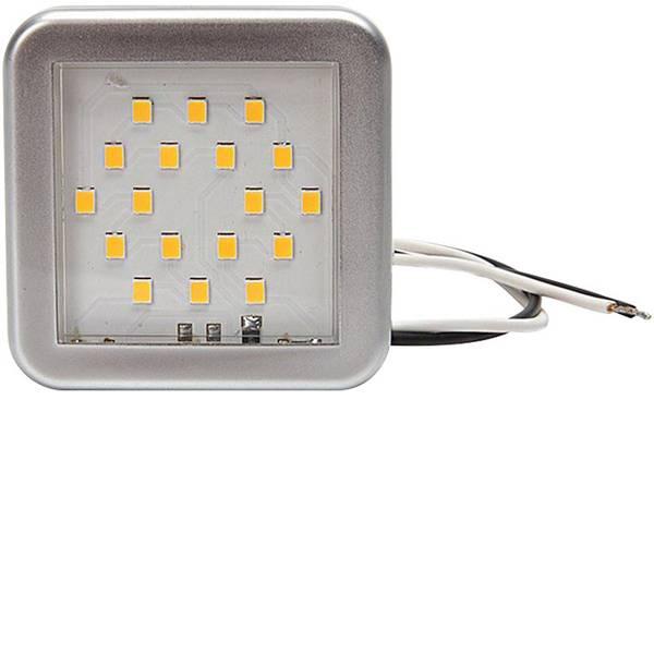 Illuminazione per interni auto - SecoRüt 90989 Luce LED da interni 12 V LED (L x A x P) 55 x 55 x 7 mm -