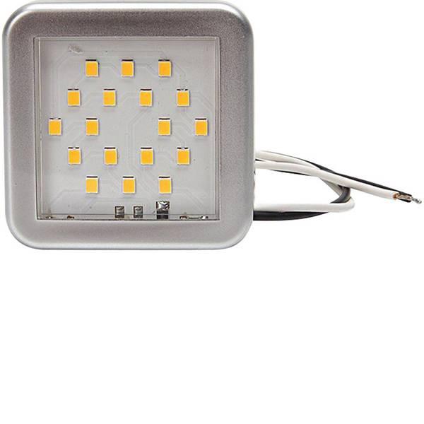 Illuminazione per interni auto - SecoRüt 90990 Luce LED da interni 24 V LED (L x A x P) 55 x 55 x 7 mm -
