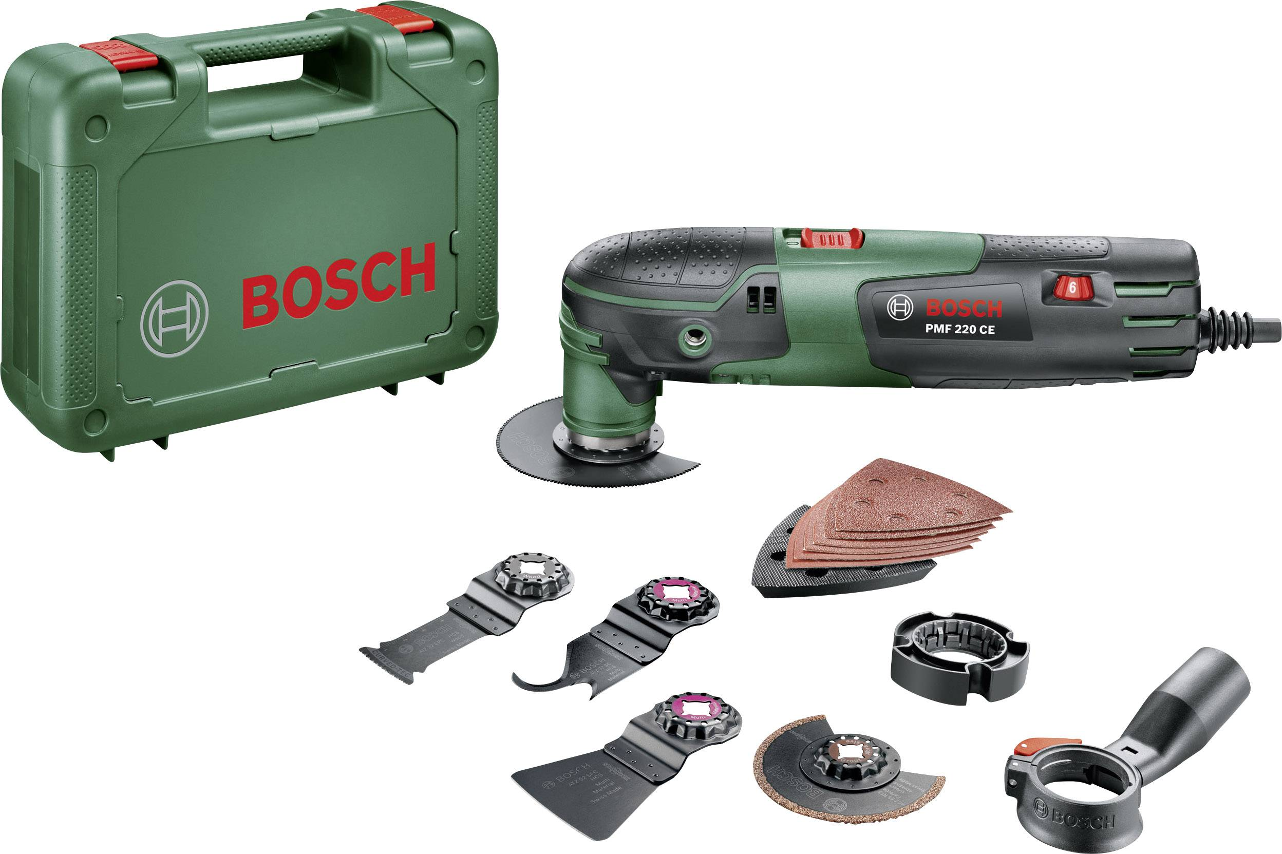 Bosch Home and Garden PMF 220